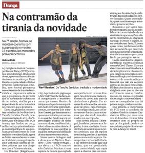 O Estado de S Paulo 20 de novembro 2014